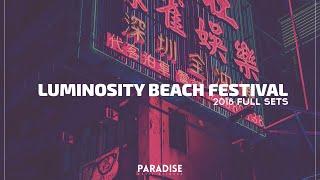 [Full Set] Greg Downey at Luminosity Beach Festival 2018