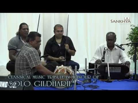 indian classical singing trinidad