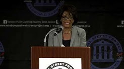 Rainbow PUSH Coalition WSPES2019   Business Luncheon with CongresswomanMaxine Waters