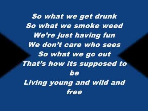 Young,Wild and Free - Wiz Khalifa