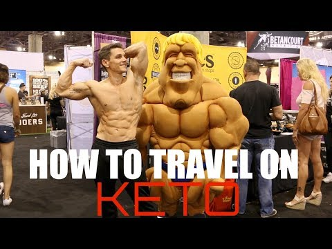 How to Travel on the Keto Diet : Phoenix Europa Fitness Expo