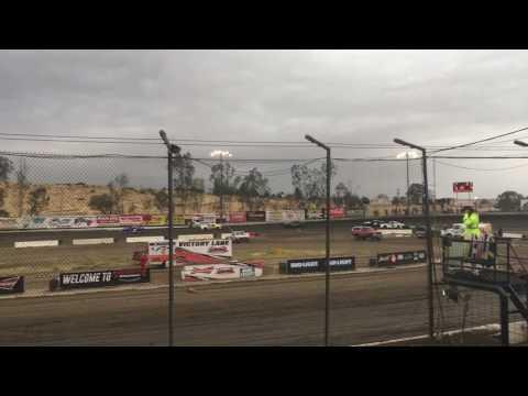Bakersfield Speedway 5/6/17 Hobby Heat 1