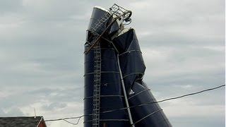 HARVESTORE SILO COLLAPSE (and ours)