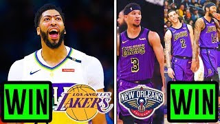 Why BOTH Teams Won The Anthony Davis Trade