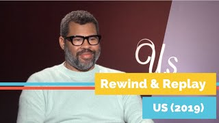 Rewind & Replay with Jordan Peele's US (2019) | Interviews with the Cast of US