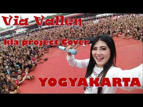 Via Vallen - Yogyakarta cover Kla Project (full 1 jam)