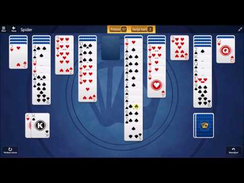 Microsoft Solitaire Collection - Spider February 13 2017