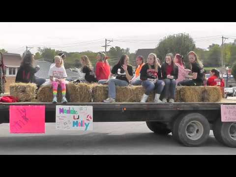 Union High School Homecoming Parade