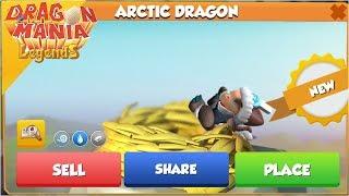 Baixar Arctic Dragon Hatching! - Gameplay - Dragon Mania Legends - part 674