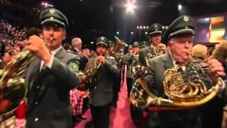 """Tambourcorps """"Deutschmeister Köln"""" & Vereinigte Jägerkapelle Straberg - Medley Marschmusik 2012"""