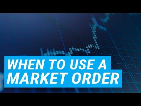 Why You Should Never Use A Market Order
