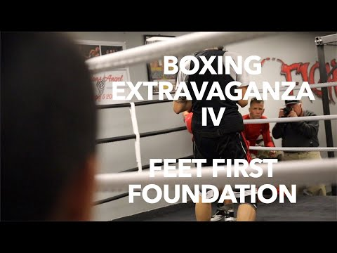 BOXING EXTRAVAGANZA IV |  A SUCCESS IN MARTINEZ, CA BOXING GYM