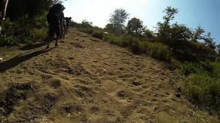 Lonely Bull Backpack Trail - Kruger June 2014