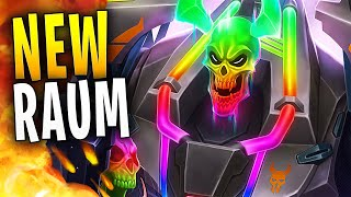 NEW RAUM IS NEARLY PERFECT! - Paladins