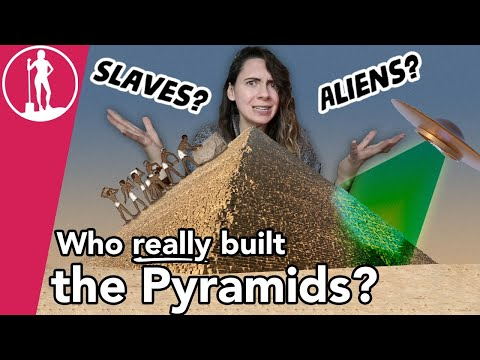 Who REALLY Built The Pyramids?