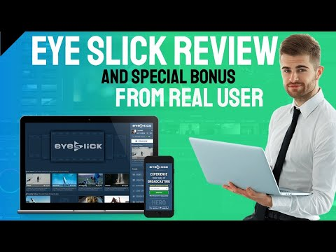 EyeSlick Review from Real User ⚠️⛔ Don't Buy Eye Slick without my Bonus . http://bit.ly/30sbQqM
