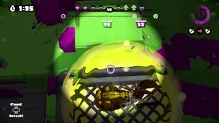Splatoon S+ Snipes - Moray Towers (Rainmaker)