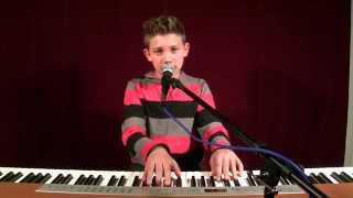 You & I - One Direction (Cover by Grant from KIDZ BOP)