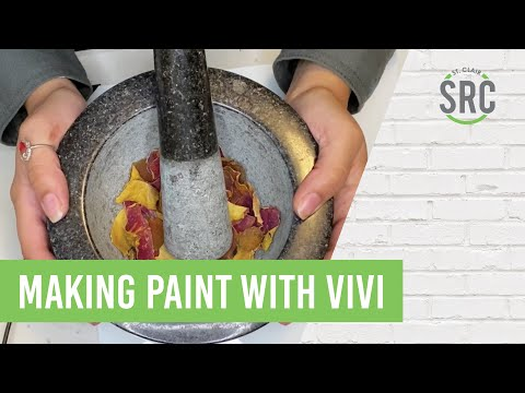 Making Paint with Vivi