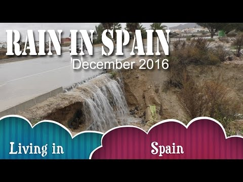 Rain in Spain December 2016