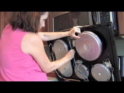 Prego Project: Fix GE Stove Burner