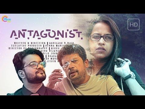 ANTAGONIST - Malayalam Thriller Short Film   Vijay Menon, Sadhika Venugopal   Abhilash Nair   HD