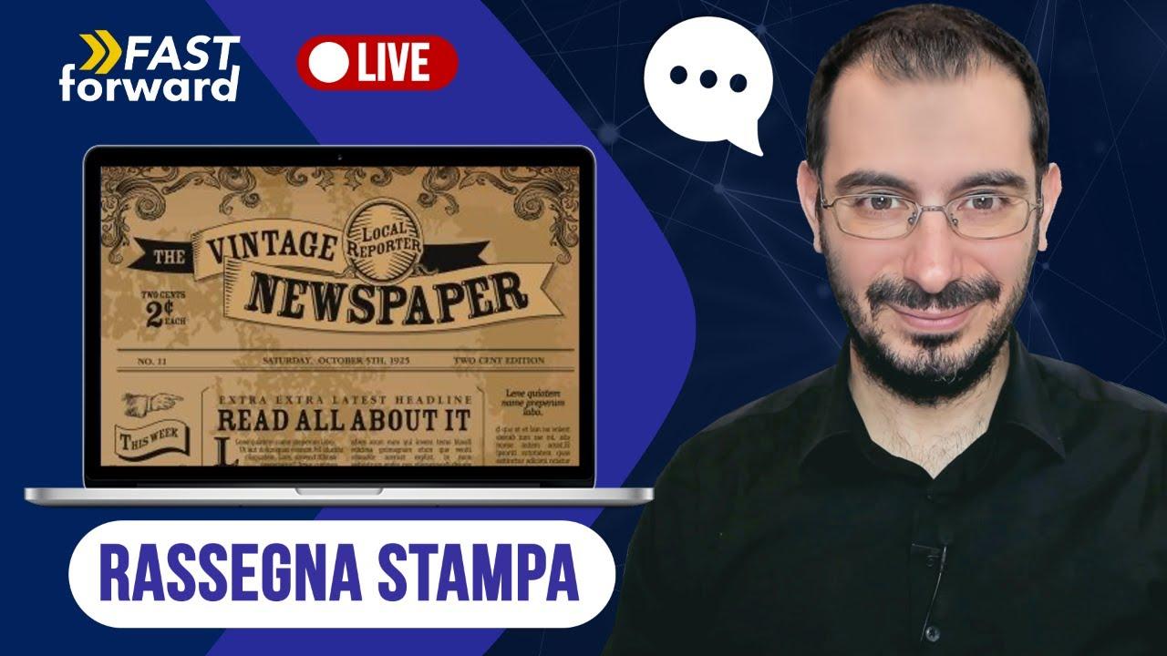 Internet DeepNews - La Rassegna Stampa per i Professionisti