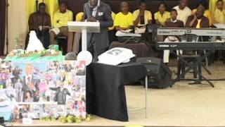 Rabboni Ministries - Lesego Daniel - My Vision Of The Mystery Part 1