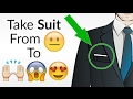 How To Fold a Pocket Square | The Presidential Fold |  Folding A Pocketsquare Tutorial