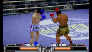 K-1 99 Revenge Musashi vs Stan The Man