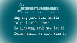 ZURUI TAWNGTAINA Karaoke/Lyric On Screen (In The Style Of Andrew Laltlankima)