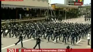 CRTV Live : 20 MAI 2015 àu Cameroun-la parade militaire( Yaoundé)