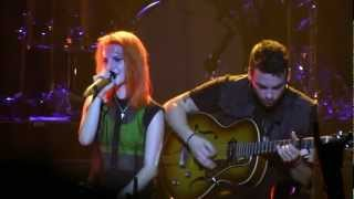 "Paramore in Pomona- ""In the Mourning""/ ""Landslide"" (720p HD) Live on August 14th,  2012"