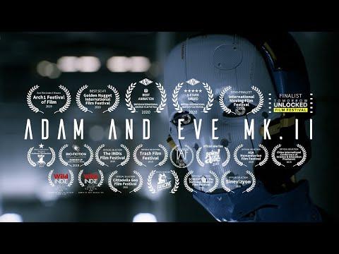 Adam And Eve Mk.II | Animated Sci-Fi Short-Film | Unreal Engine UE4
