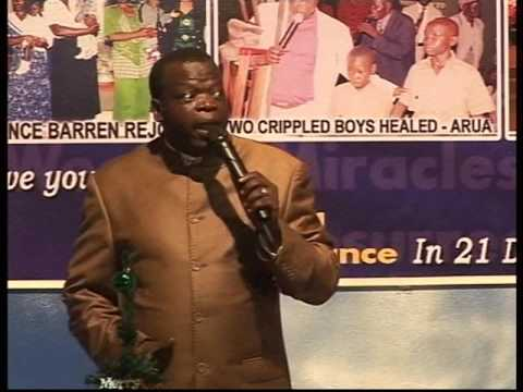 DAY 1 PART 2 Apostle Julius Peter Oyet 21 DAYS OF MIRACLES 2010/11