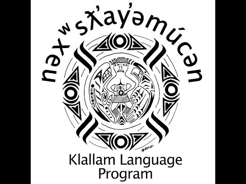 A Historical Timeline of Work on the Klallam Language