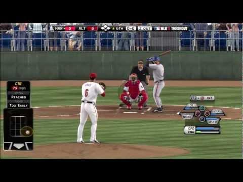 MLB 12: The Show- RTTS Starting Pitcher Ep. 5