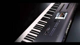 Lian Ross - Say you'll never - instrumental on Korg Kronos