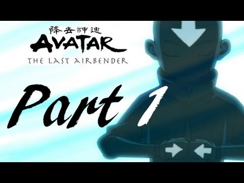 Avatar - The Last Airbender: RPG Game Walkthrough PART 1 (PS2, Wii, GCN, XBOX) [Full - 1/23]