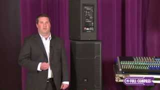 JBL PRX 700 Series 1500-Watt Powered Speakers & Subwoofers Overview | Full Compass