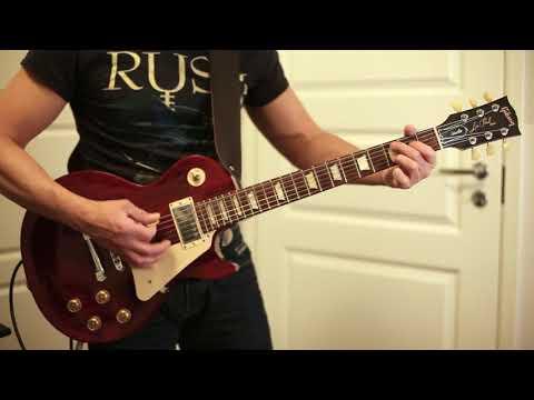 Rush - Tears (Guitar Cover)
