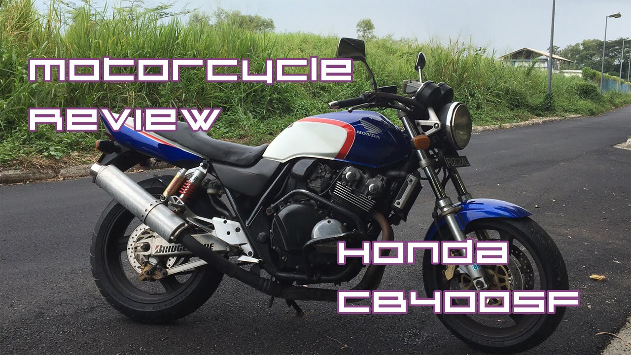 Honda CB400SF: photos and reviews. Motorcycle Specifications 91