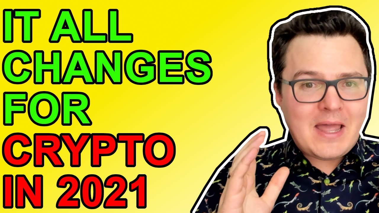 Bitcoin & Cardano Going Mainstream in 2021! Huge Crypto News!