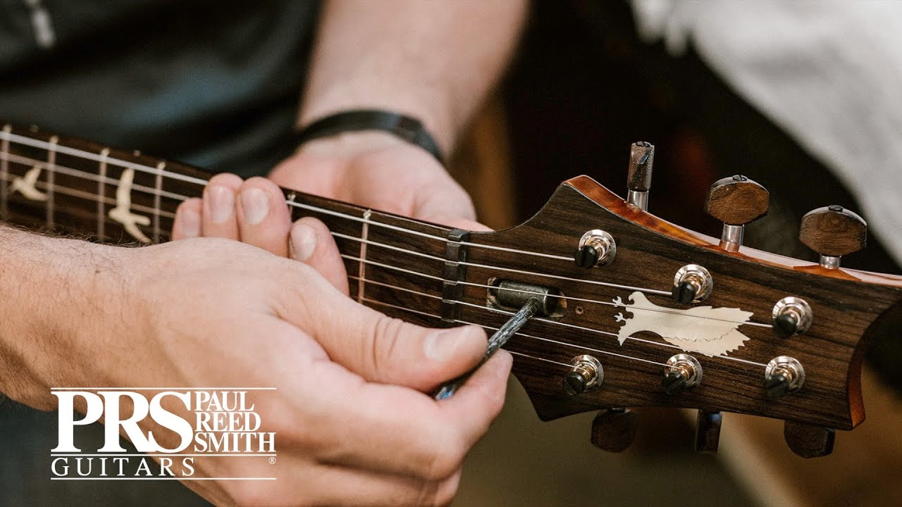 How To Make A Simple Truss Rod Adjustment