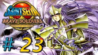 Let´s Play Saint Seiya Brave Soldiers Part 23 (German/Deutsch) - Eine neue Kraft