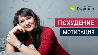постер к видео 10 минут мотивации! Личная жизнь до и после похудения. Цель похудения! Минус 60 кг