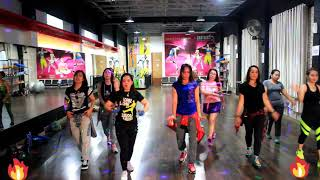 Mad Love By Sean Paul Ft David Guetta & Backy G /Zumba Choreo At BFS Studio,Sangatta ,KalTim ,Borneo