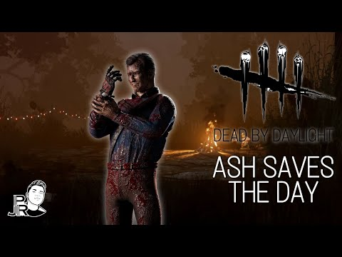 Dead by Daylight: Ash Saves the Day  