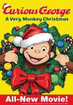 Curious George: A Very Monkey Christmas - Trailer - YouTube