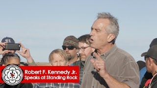 Robert F. Kennedy Jr. Against DAPL | Standing Rock Nov 15 Press Conference